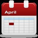 Calendar Selection Day Emoticon
