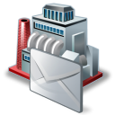 Industry Mail Emoticon