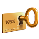 Secure Payment Emoticon
