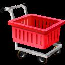 Empty Shopping Cart Emoticon