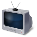TV Set Retro Emoticon