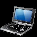 Portable Dvd Player Emoticon