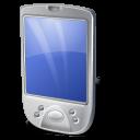 PDA White Emoticon