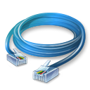 Ethernet Cable Emoticon