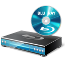 Bluray Player Disc Emoticon
