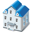 Two Storied House Emoticon