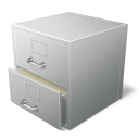 File Cabinet Emoticon