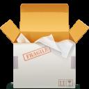Delivery Box Emoticon