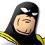 Space Ghost Emoticon