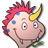 Spikes Pet Emoticon