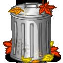 Trash Empty Emoticon