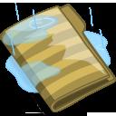 Rainy Folder Emoticon