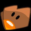 Rabbit Folder Emoticon