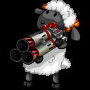 UT Player Rocket Launcher Emoticon