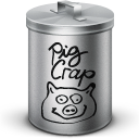 Pig Crap Emoticon