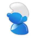 Smurf Emoticon