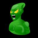 Green Goblin Emoticon