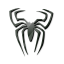 Black Spider Emoticon