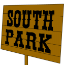 South Park Sign Emoticon