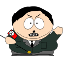 Cartman Hitler Emoticon