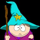 Cartman Gandalf Zoomed Emoticon
