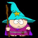 Cartman Gandalf Emoticon
