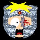 Butters Professor Chaos Head Emoticon