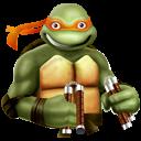 Michelangelo Emoticon