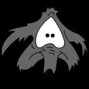 Wile E Coyote Big Explosion Emoticon