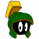 Marvin Martian Emoticon