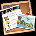 Iweb Simpsons Emoticon