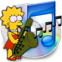 ITunes Lisa Emoticon