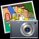 Iphoto Simpsons Emoticon
