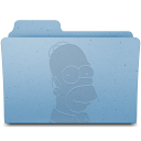 Homer Folder Emoticon