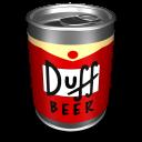 Duff 1 Emoticon