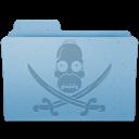 Pirate Folder Emoticon