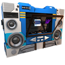 Transformers Soundwave No Tape Side Emoticon
