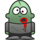 Zombie Emoticon