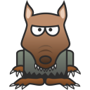 Werewolf Emoticon