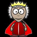 Queen Emoticon