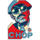 Chop V2 Emoticon