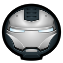 Avengers War Machine Emoticon
