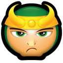 Avengers Loki Emoticon