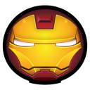 Avengers Iron Man Emoticon
