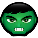 Avengers Hulk Emoticon