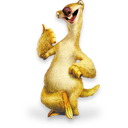Ice Age Sid Emoticon
