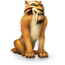 Ice Age Diego Emoticon