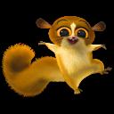 Madagascar Mort Emoticon