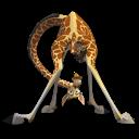 Madagascar Melman Emoticon