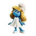 Smurfette 2 Emoticon